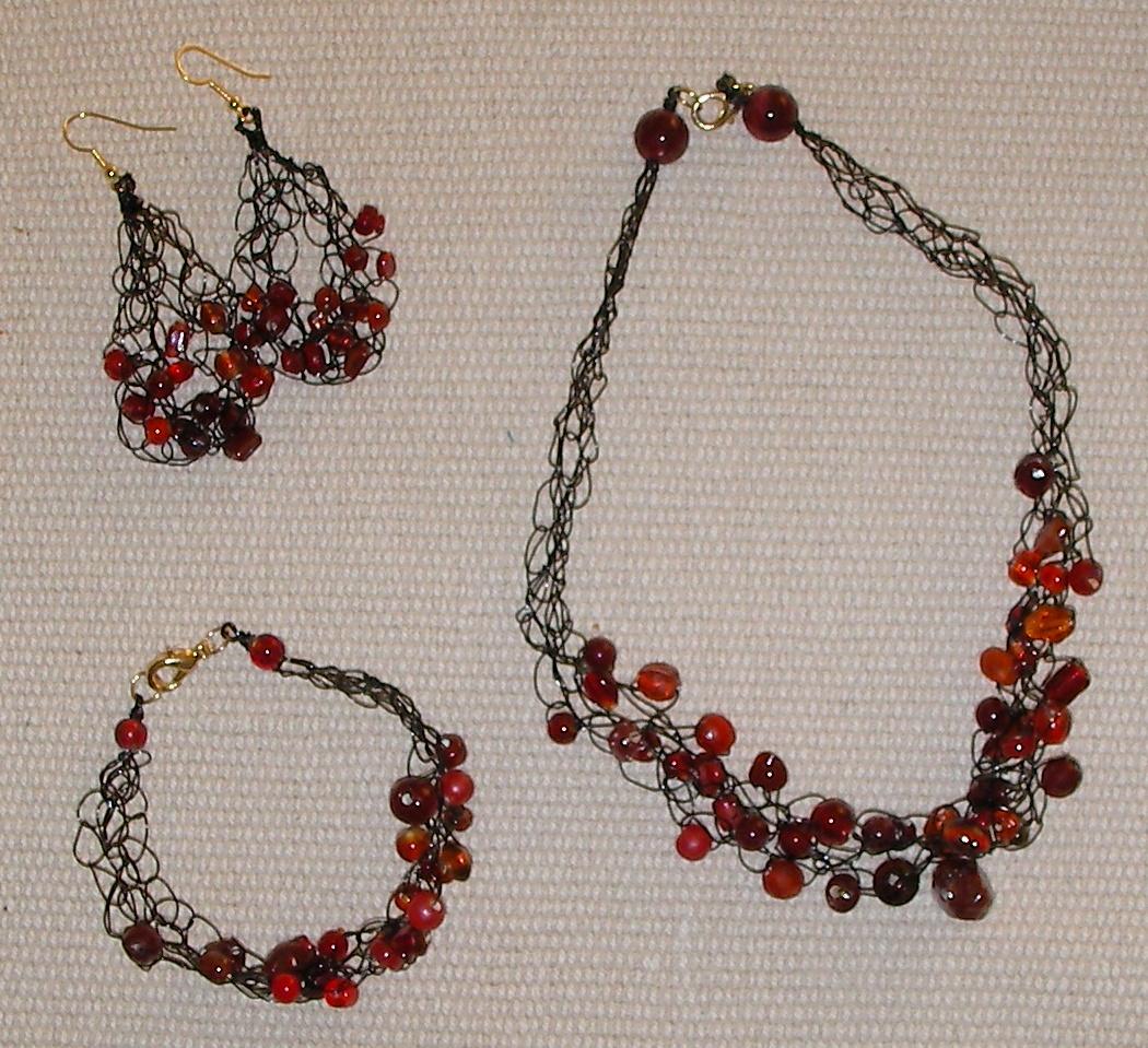 Bead Wire Crochet Crochet For Beginners