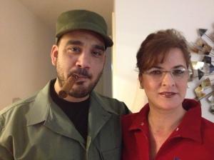 Karen and Rob