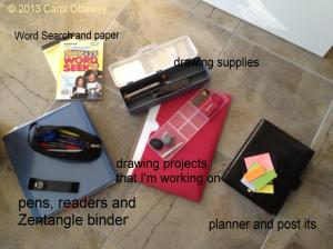 office contents