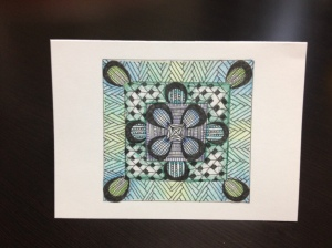 Zen card 44